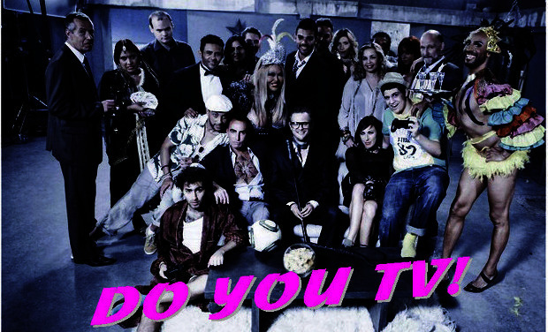 Visueel van project Do You TV