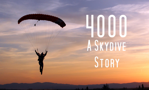 Project visual 4000 - A Skydive Story