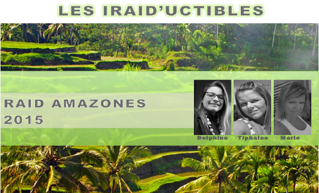 Visueel van project Les Iraid'uctibles à Bali