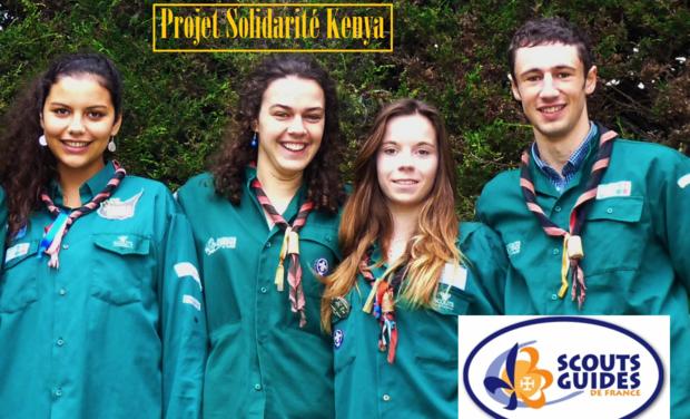 Project visual projet Kenya: solidarité avec Kangemi Resource Centre