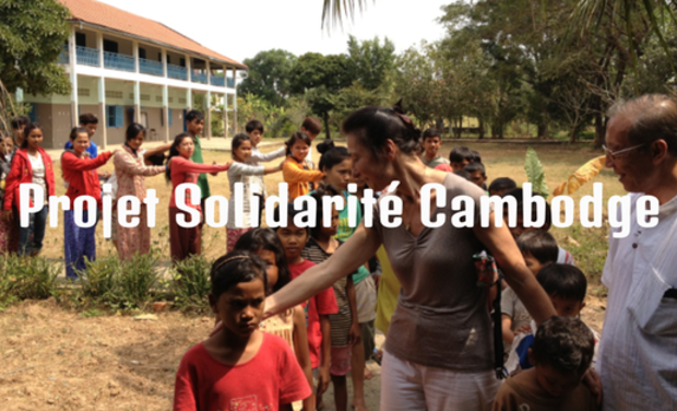 Visueel van project Projet Solidarité au Cambodge