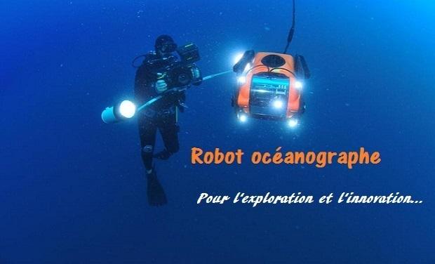 Project visual Robot Océanographe