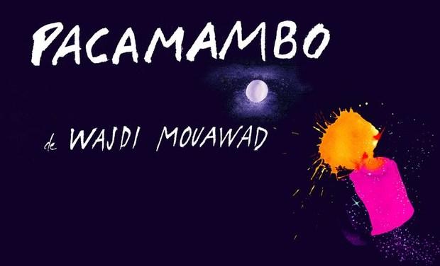 Project visual Pacamambo de Wajdi Mouawad