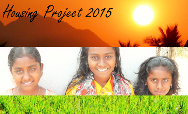 Visuel du projet Housing Project 2015: a humanitarian project