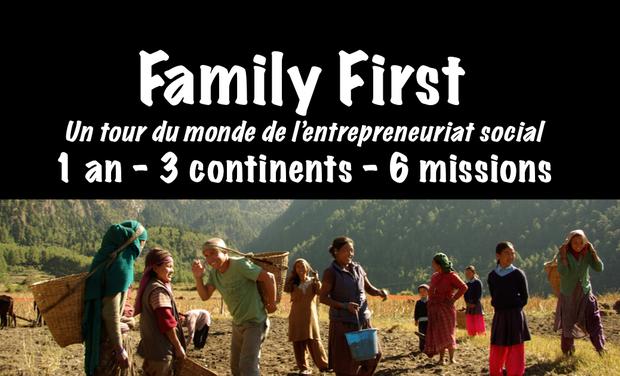 Visuel du projet Family First