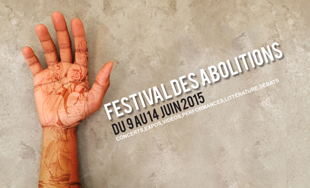 Project visual Festival des abolitions
