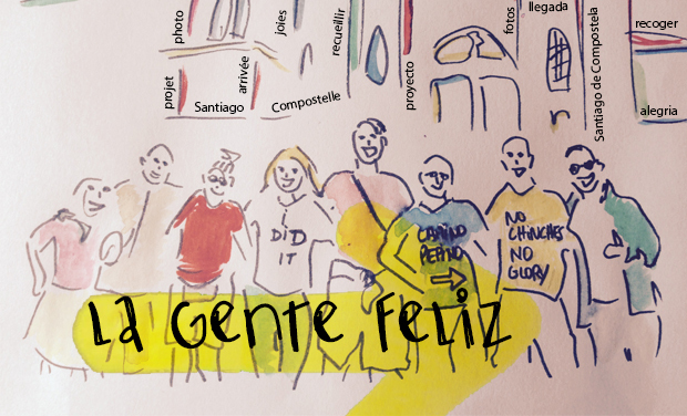Visueel van project La Gente Feliz