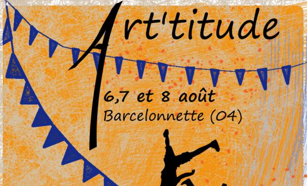 Visuel du projet Festival L'Art'titude