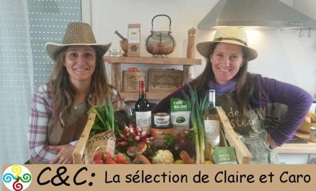 Visueel van project LA SELECTION DE CLAIRE ET CARO