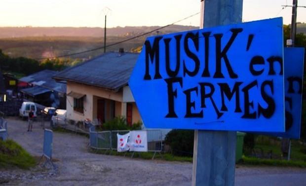 Visuel du projet Musik'en Ferme #2 !