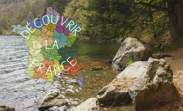 Visuel du projet Découvrir la France