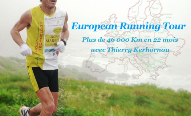 Project visual EUROPEAN RUNNING TOUR