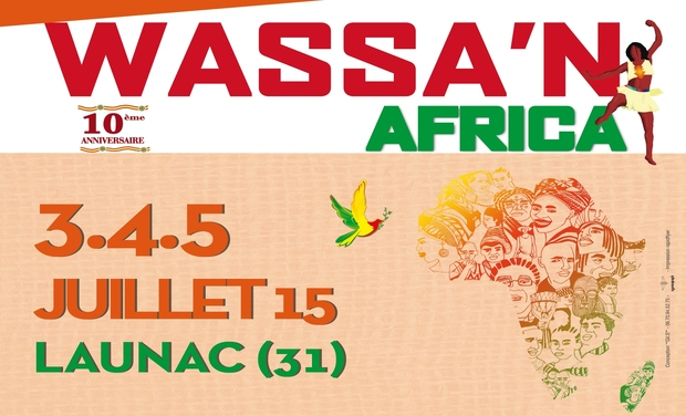 Project visual Festival Wassa'n Africa