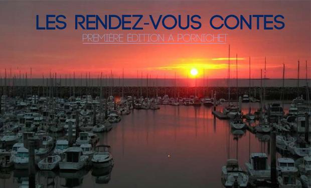 Visuel du projet Les Rendez vous Contes de Pornichet