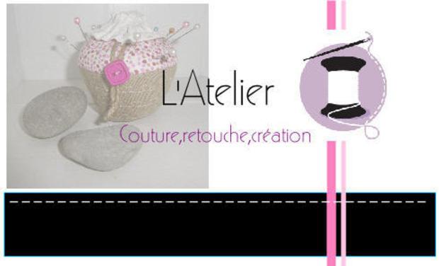 Visueel van project l'atelier couture création