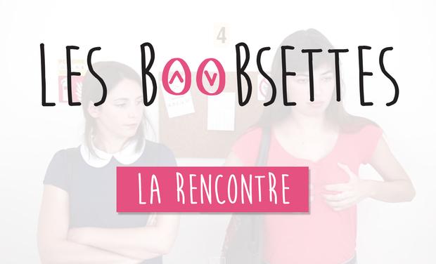 Project visual La websérie qui prend soin de vos boobs !