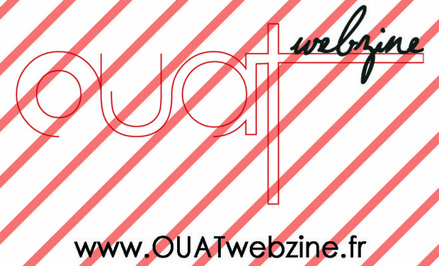 Visueel van project OUATwebzine