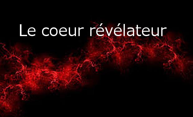 Project visual Le cœur révélateur