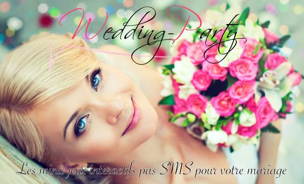 Visuel du projet Wedding Party, votre mariage 2.0