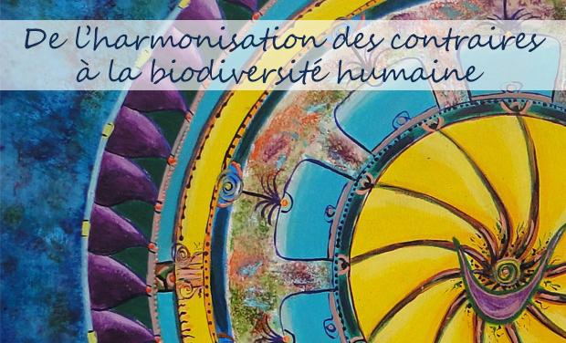 Visueel van project De l'harmonisation des contraires à la biodiversité humaine