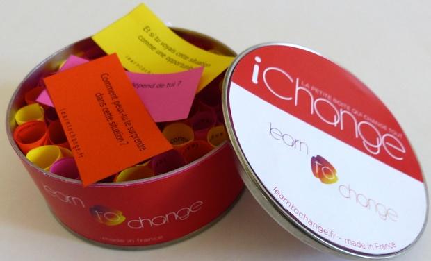 Project visual iChange - vous allez aimer Changer