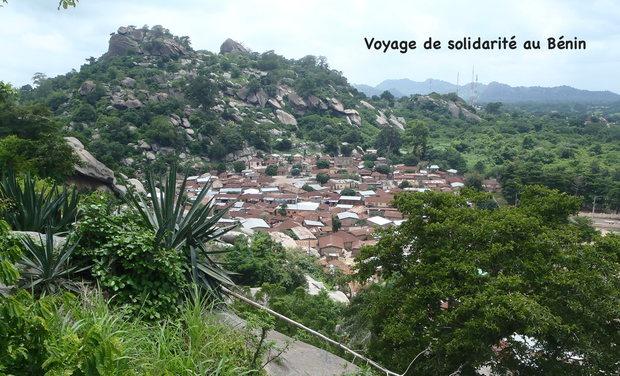 Visuel du projet Voyage de solidarité au Bénin