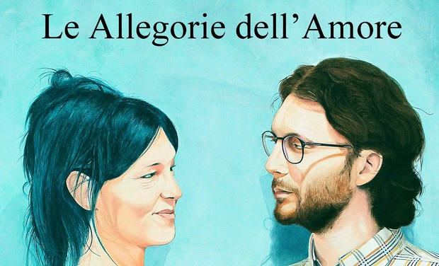 Project visual Le Allegorie dell'Amore