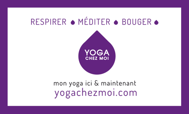 Project visual Yoga Chez Moi