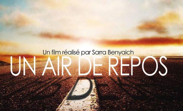 """Visuel du projet Court métrage """"Un air de repos"""""""