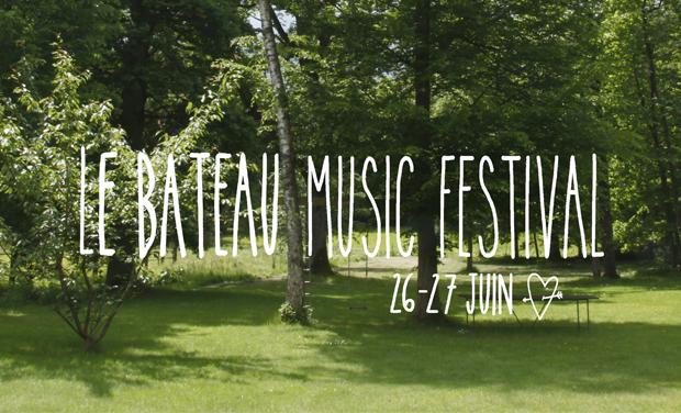 Visueel van project LE BATEAU MUSIC FESTIVAL