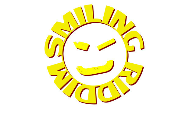 Project visual Maxi 10 titres de Smiling Riddim