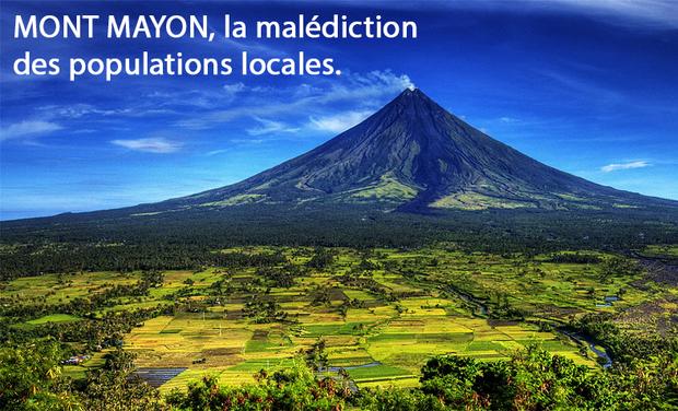 Visuel du projet Mont Mayon, la malédiction des populations locales.
