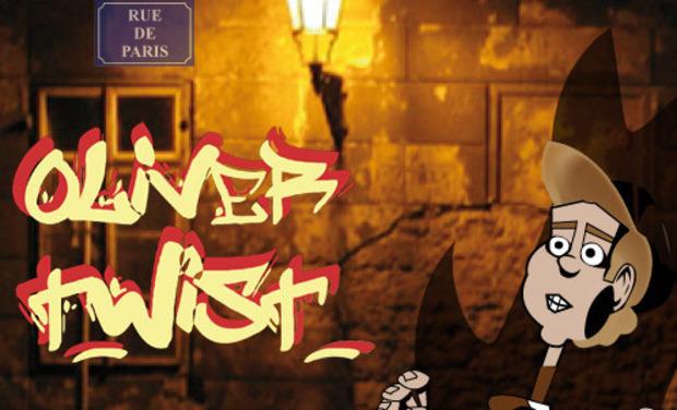 Visueel van project Oliver Twist