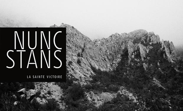 Project visual Nunc Stans - La Sainte Victoire