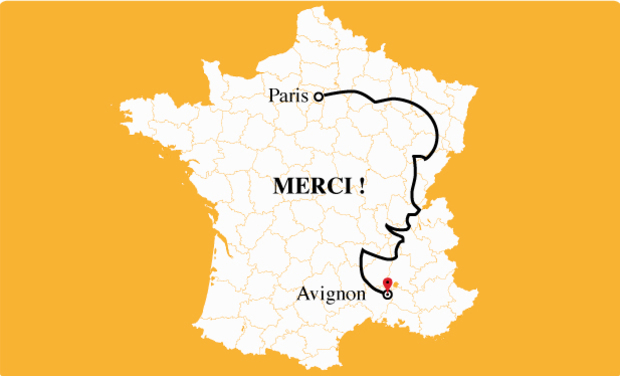 Visuel du projet LA PANNE sur la route d'Avignon