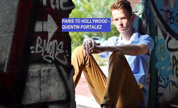 Project visual PARIS TO HOLLYWOOD - Quentin PORTALEZ