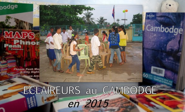 Visuel du projet Cambodge 2015
