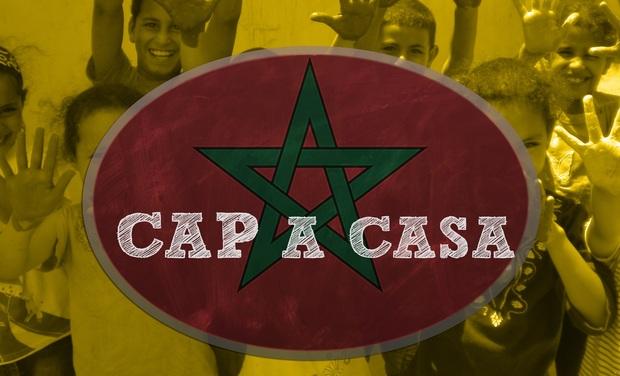 Visuel du projet Cap À Casa!