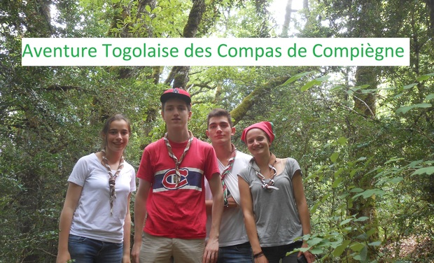 Project visual Projet de solidarité au Togo