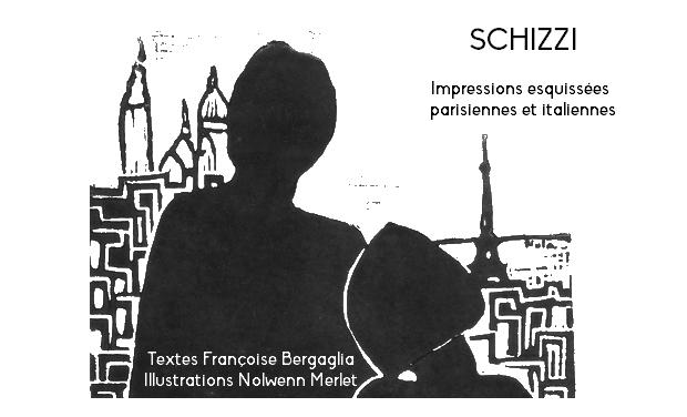 """Visuel du projet """"Schizzi"""" un projet éditorial pour revenir au sens premier du beau livre !"""