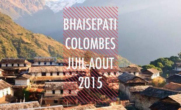 Visueel van project Projet solidaire Népal 2015 - Compagnons de Colombes
