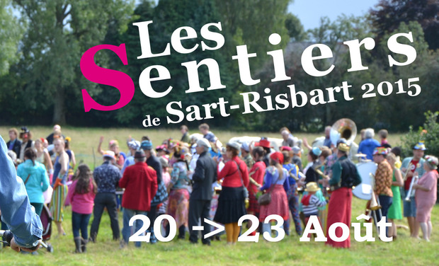 Visuel du projet Festival Les Sentiers de Sart-Risbart (Stage contes et musique pour enfants)