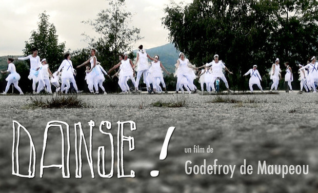 Visueel van project Danse ! (long métrage sur l'aventure de 340 danseurs amateurs)