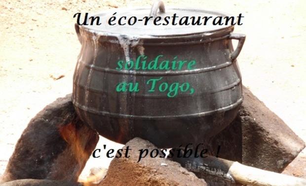 Project visual Un éco-restaurant solidaire au Togo !