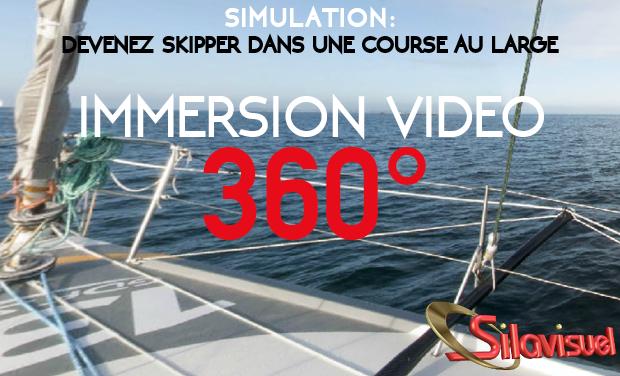 Visuel du projet Immersion Vidéo 360