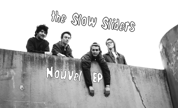 Visuel du projet The Slow Sliders - Nouvel EP
