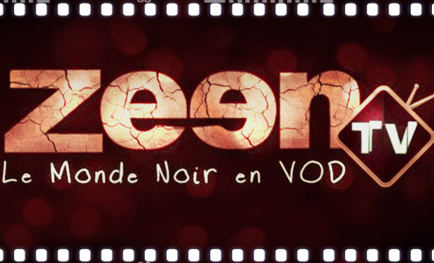 Visueel van project Zeen Tv  la VOD 100% Afro