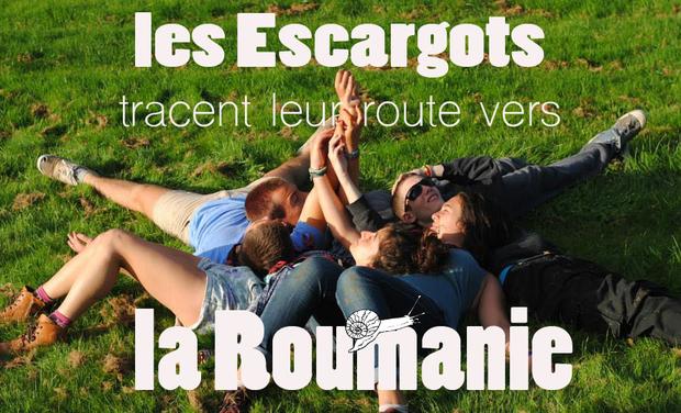 Visuel du projet Les escargots tracent leur route vers la Roumanie