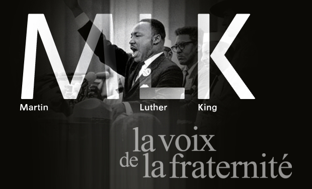 Visueel van project Martin Luther King, opéra gospel
