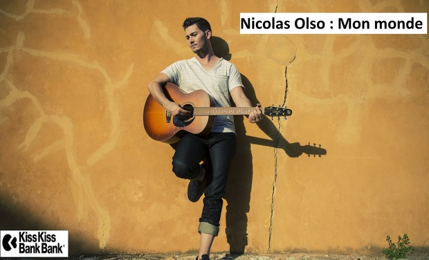 Project visual Nicolas Olso : Mon monde